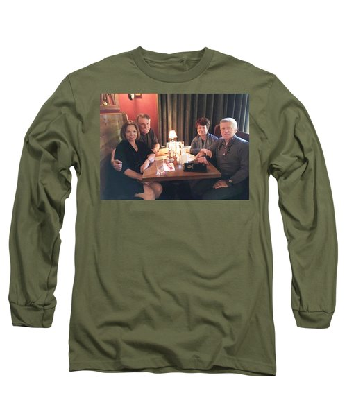 Ruth And Tom Long Sleeve T-Shirt