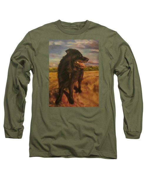 Ruudi Long Sleeve T-Shirt by Cherise Foster