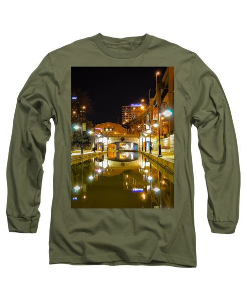 Rva Canal Walk Long Sleeve T-Shirt