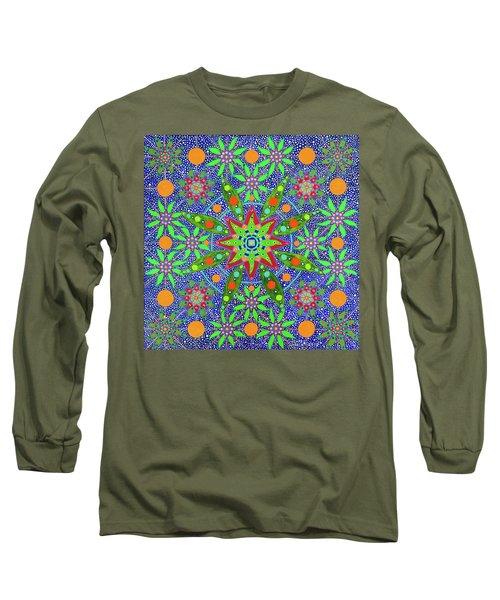 Sabiduria De Las Plantas Long Sleeve T-Shirt