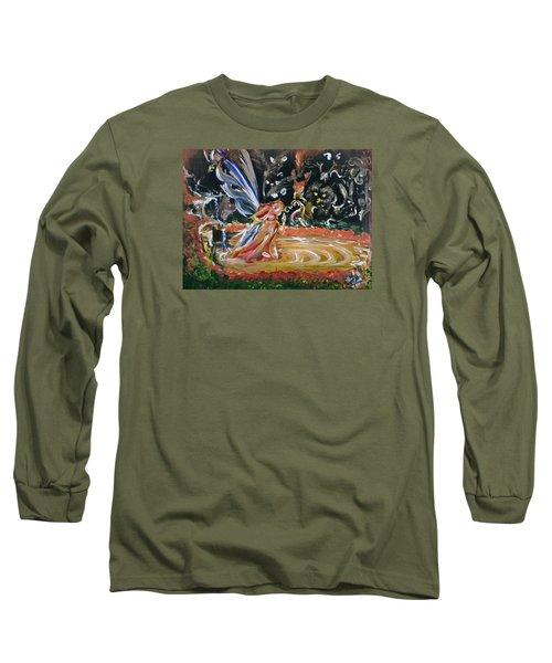 Sacred Pool 2 Long Sleeve T-Shirt