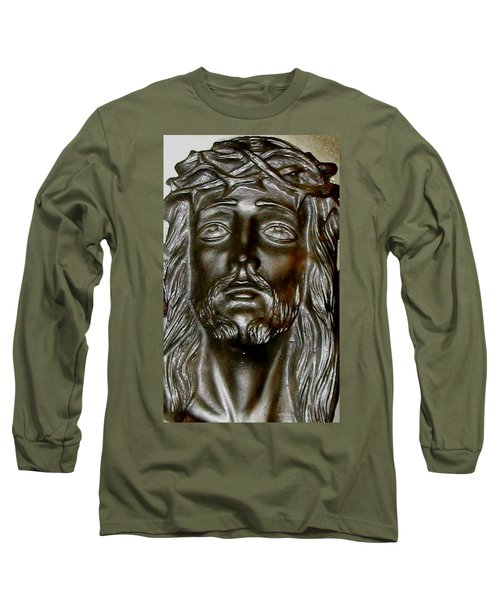 Sacrifice Long Sleeve T-Shirt by Maria Urso