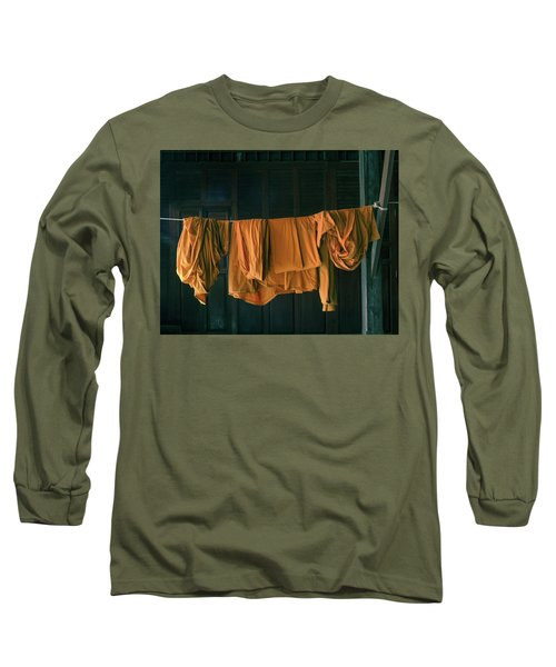 Saffron Robes Long Sleeve T-Shirt