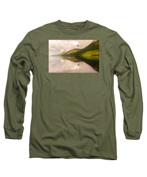 Sailing In Scotland Long Sleeve T-Shirt