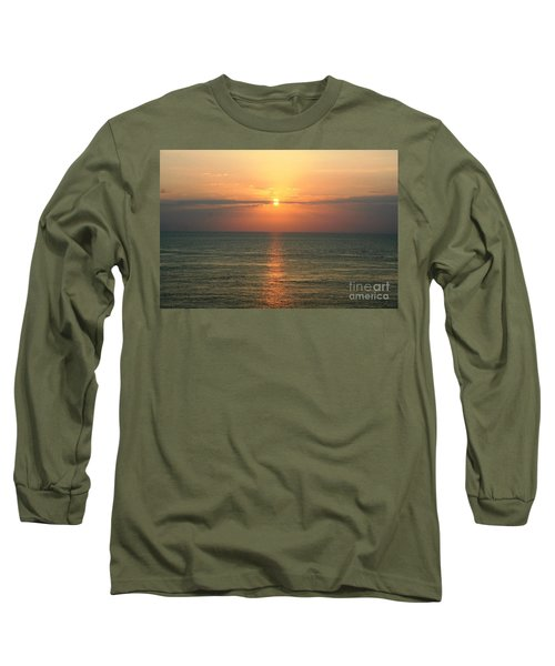 Long Sleeve T-Shirt featuring the photograph Sailor's Delight by John Black