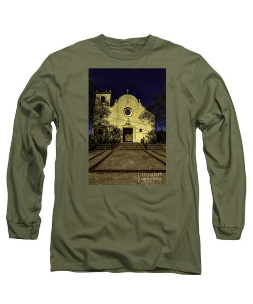 Saint Johns Long Sleeve T-Shirt by Ken Frischkorn