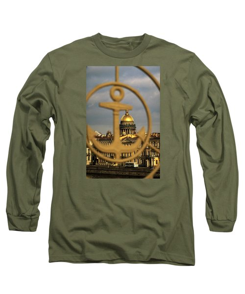 Long Sleeve T-Shirt featuring the photograph Saint Petersburg by Travel Pics