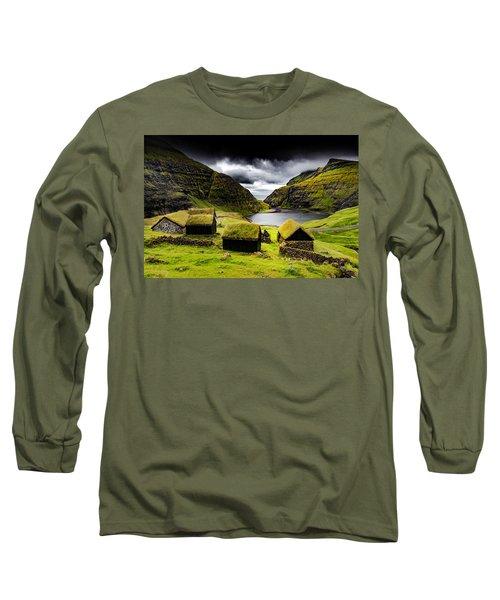 Saksun Vision Long Sleeve T-Shirt