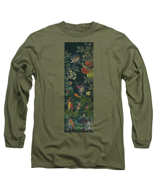 Salad Long Sleeve T-Shirt