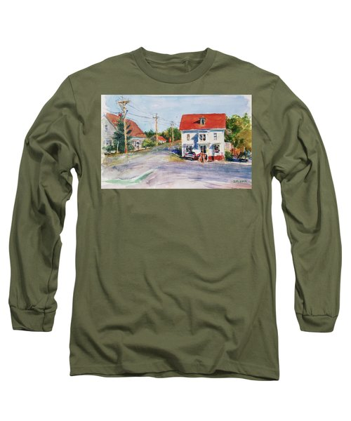 Salty Market, North Truro Long Sleeve T-Shirt