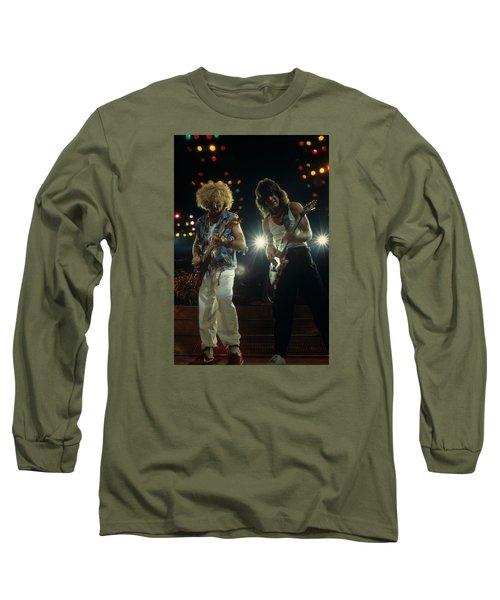 Sammy And Eddie 5150 Long Sleeve T-Shirt