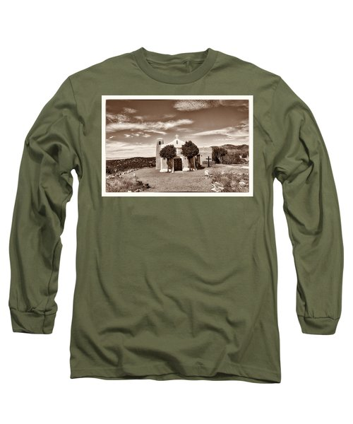 San Francisco De Asis  Est 1839 Long Sleeve T-Shirt