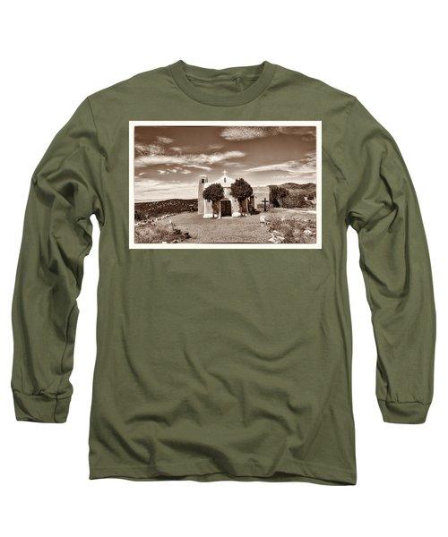 San Francisco De Asis  Est 1839 Long Sleeve T-Shirt