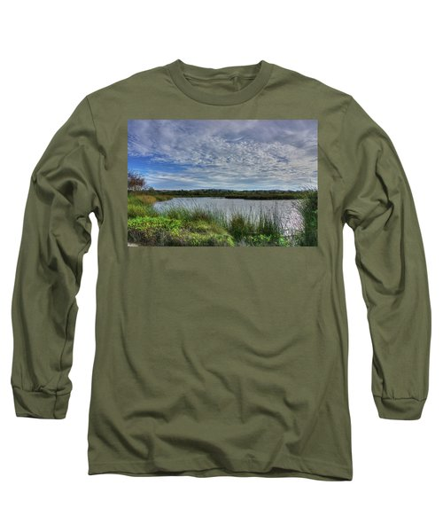 San Joaquin Wildlife Reserve Long Sleeve T-Shirt