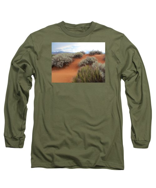 Sand And Sagebrush Long Sleeve T-Shirt