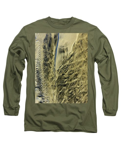 Sand Sculpture Long Sleeve T-Shirt