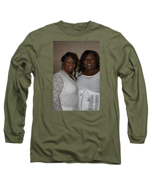 Sanderson - 4543 Long Sleeve T-Shirt by Joe Finney