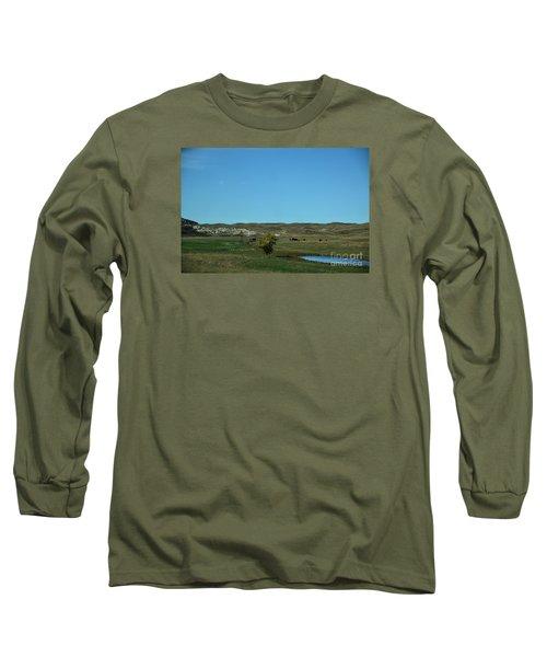 Sandhills Ranch Long Sleeve T-Shirt