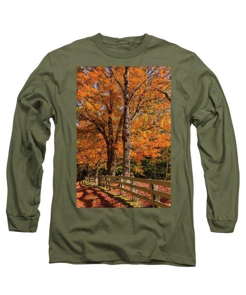 Sandwich Autumn Long Sleeve T-Shirt