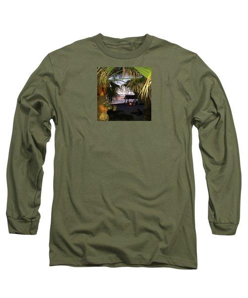 Sano Shack Sunset Long Sleeve T-Shirt