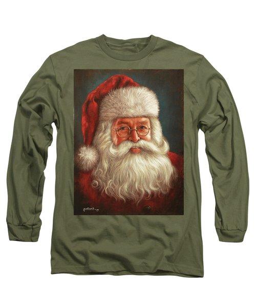 Santa 2017 Long Sleeve T-Shirt