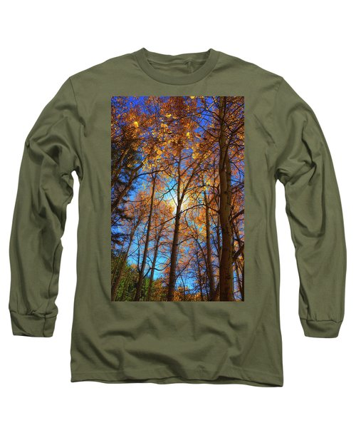 Long Sleeve T-Shirt featuring the photograph Santa Fe Beauty II by Stephen Anderson
