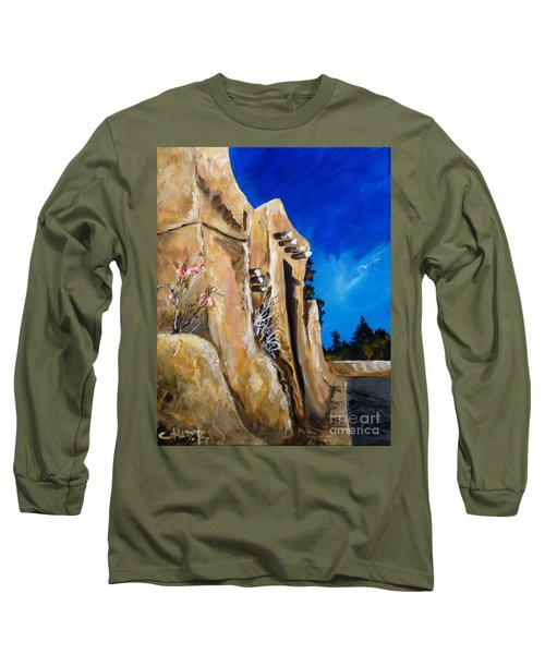 Santa Fe Stroll Long Sleeve T-Shirt