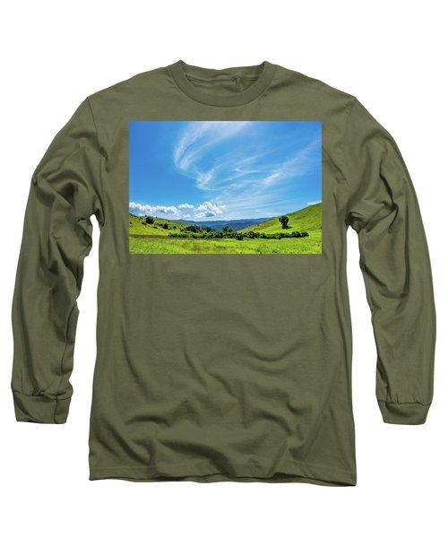 Santa Teresa County Park Long Sleeve T-Shirt