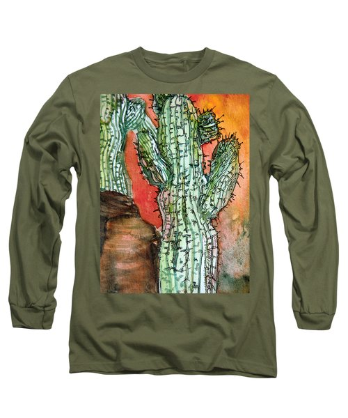 Saquaros Long Sleeve T-Shirt