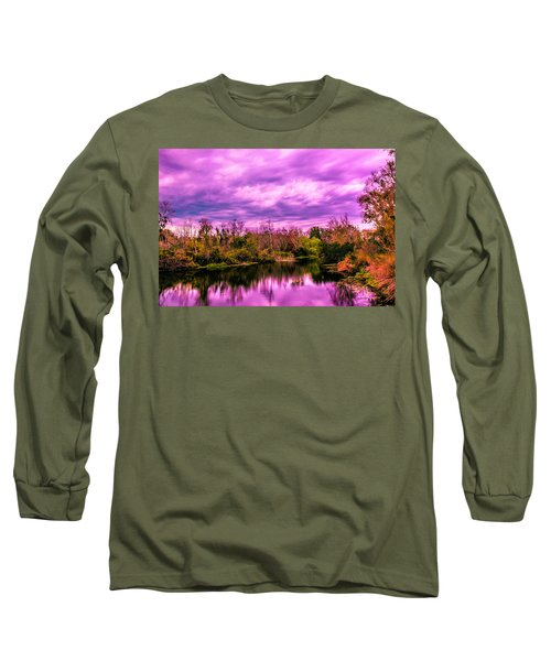 Long Sleeve T-Shirt featuring the photograph Sarasota Symphony 2 by Madeline Ellis