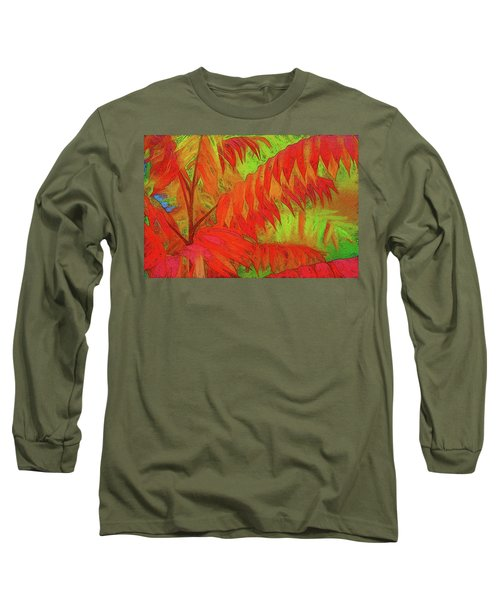 Sassyfras Long Sleeve T-Shirt by Terry Cork