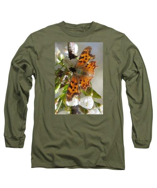 Satyr Comma Long Sleeve T-Shirt