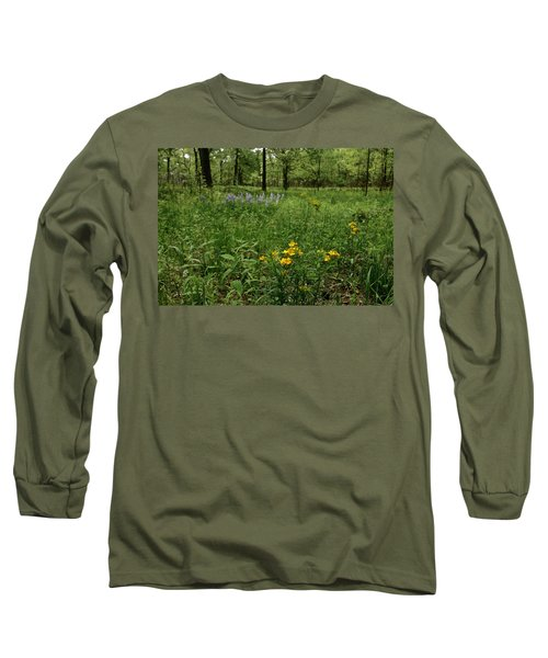 Savanna Long Sleeve T-Shirt