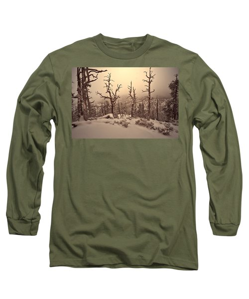Saving You  Long Sleeve T-Shirt