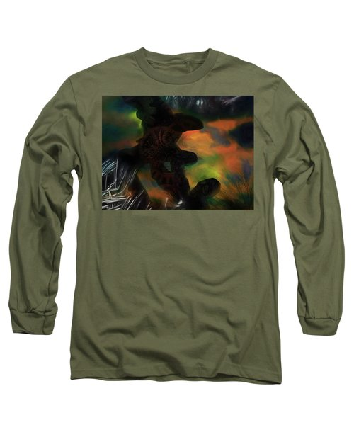 Savior One Long Sleeve T-Shirt