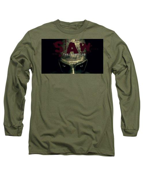 Saw Long Sleeve T-Shirt