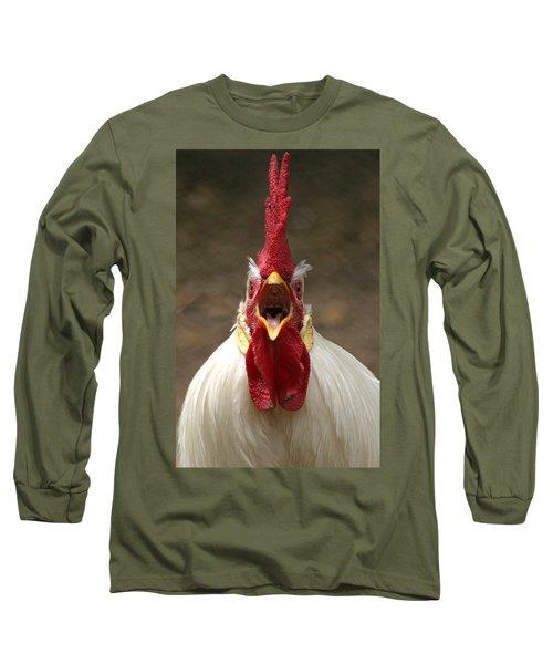 Say Ahh Long Sleeve T-Shirt
