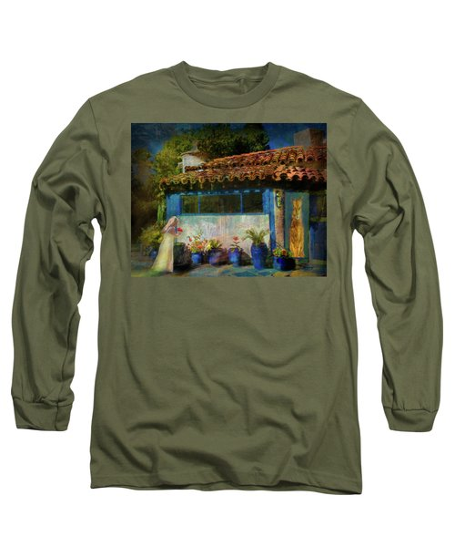 Saylor And The Cat Long Sleeve T-Shirt