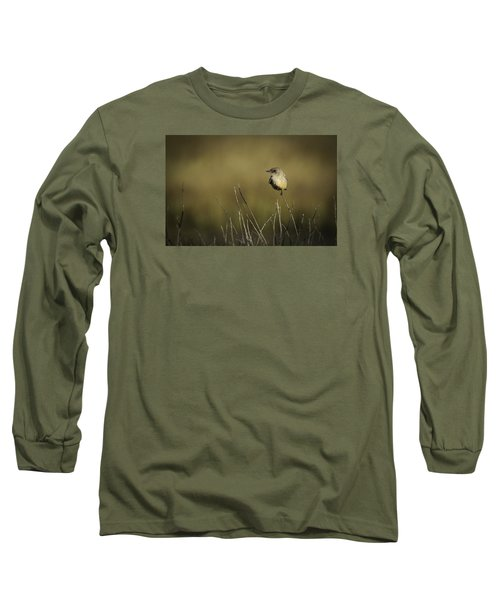 Say's Flycatcher Long Sleeve T-Shirt