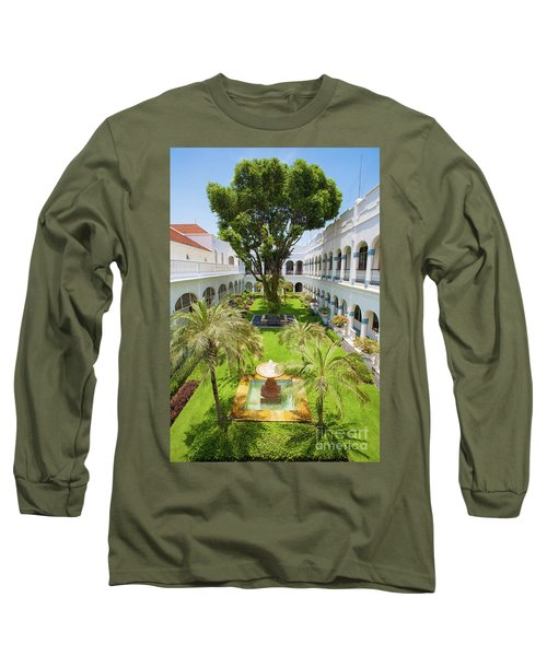Scapes Of Our Lives #12 Long Sleeve T-Shirt