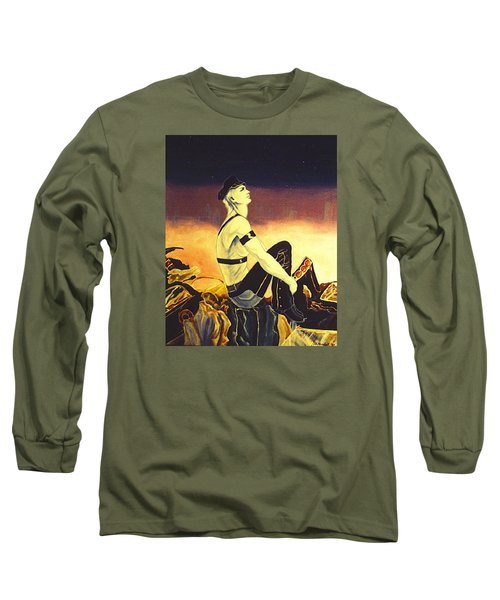 Scars Long Sleeve T-Shirt