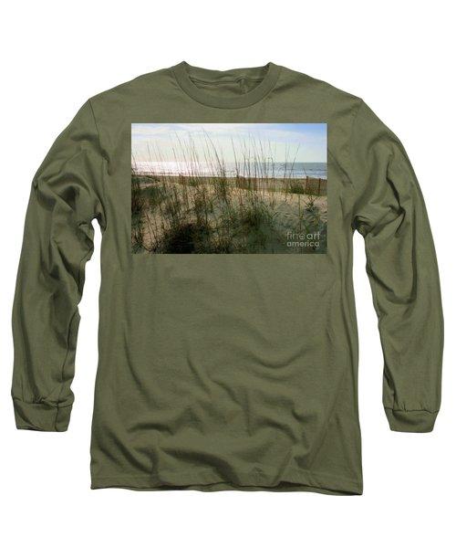 Scene From Hilton Head Island Long Sleeve T-Shirt