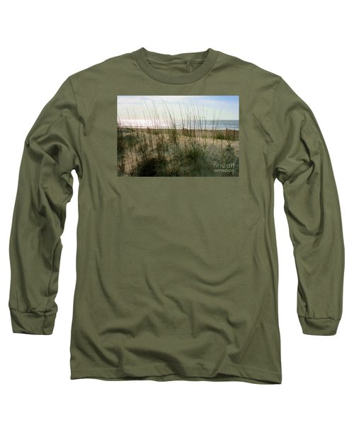Scene From Hilton Head Island Long Sleeve T-Shirt