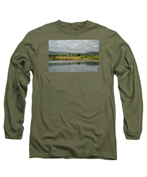 Scenic Scotland Long Sleeve T-Shirt by Amy Fearn