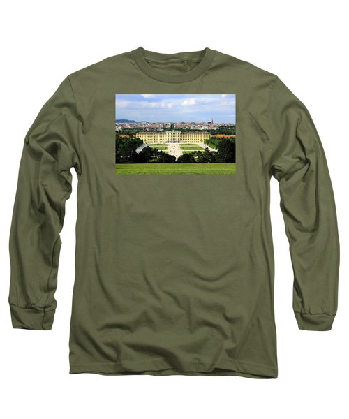 Schloss Schoenbrunn, Vienna Long Sleeve T-Shirt