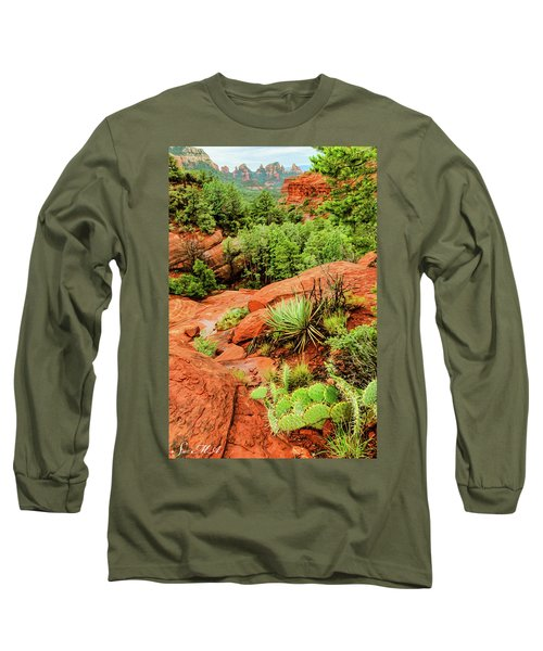 Schnebly Hill 07-057 Long Sleeve T-Shirt