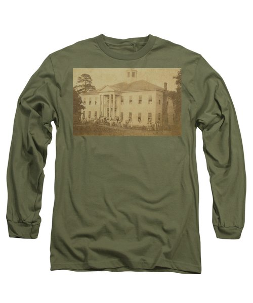 School 1901 Long Sleeve T-Shirt