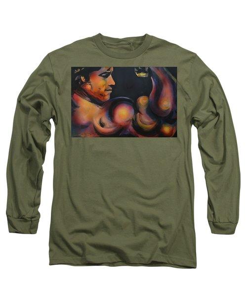 Schwarzeneggah Long Sleeve T-Shirt