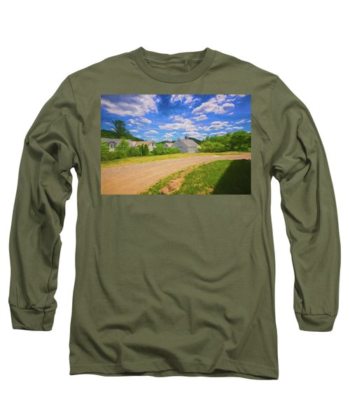Scott Farm Vista Long Sleeve T-Shirt
