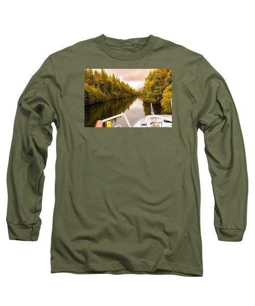 Scottish Loch 4 Long Sleeve T-Shirt